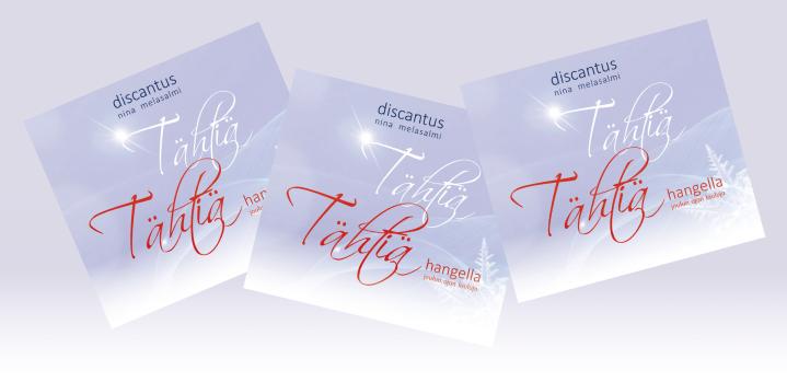 Discantus-kuoro Tähtiä hangella